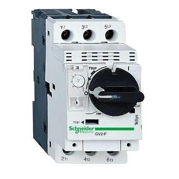 کلید حرارتی اشنایدر GV2P01