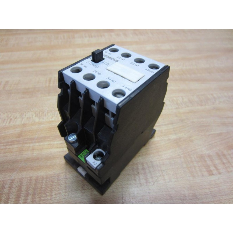 کنتاکتور Siemens مدل 3TH4040-0A