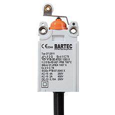 میکروسوئیچ ضد انفجار بارتک bartec مدل 2511-07