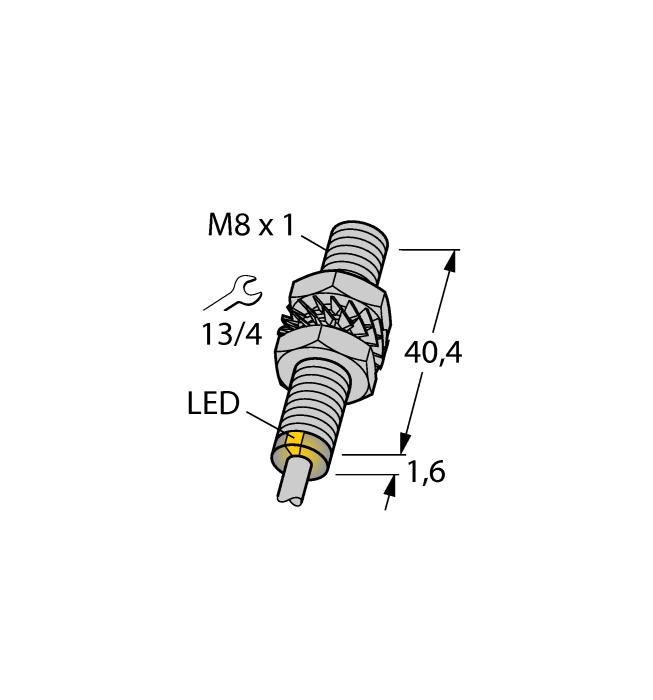 TURCK BIM-EG08-AP6X