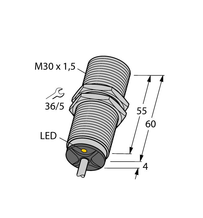 TURCK BI10-M30-AP6X