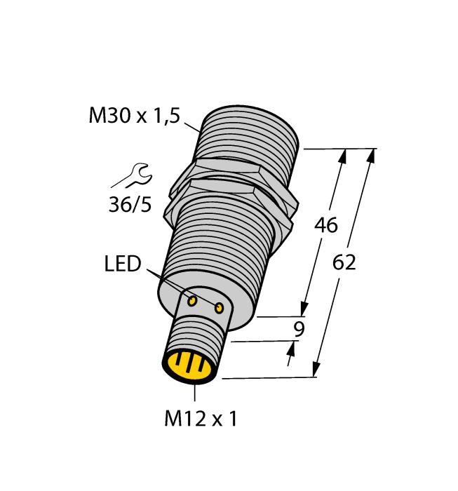 TURCK BI15-M30-AP6X-H1141