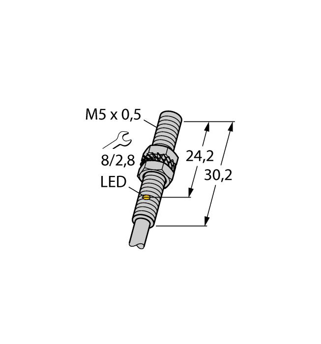 TURCK BI1-EG05-AN6X